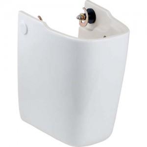 Geberit Selnova Semi Pedestal For 45cm Handrinse Basin - White [501448006]