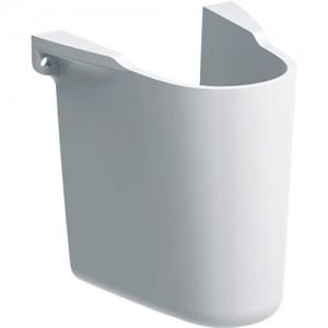 Geberit Selnova Semi Pedestal - White [501455006]