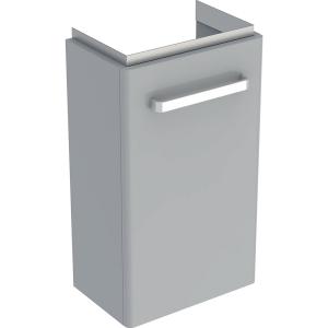 Geberit 501487001 Selnova Compact 400mm Basin Unit - Grey