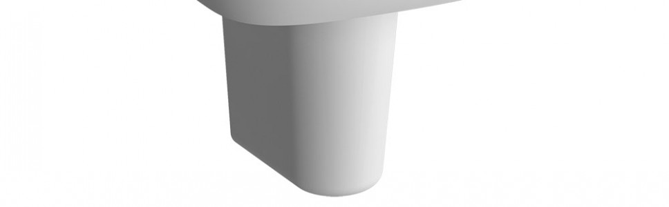 Vitra Layton Semi Ped - White [52810037201]