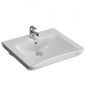 Vitra S20 Accessible Washbasin - 60cm - White [52890030001]