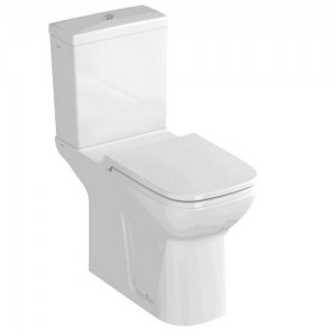 Vitra S20 Pan raised height - open back - White [5293WH]