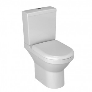 Vitra S50 Compact Pan - Open Back - White [5424WH]