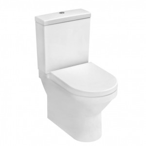 Vitra S50 Compact Pan - Fully Back to Wall - White [5427WH]