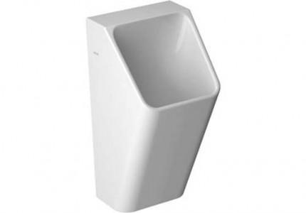 Vitra S20 Syphonic Urinal - Battery - White [54610035330]