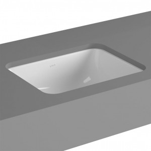 Vitra S20 U/Counter Basin 37.5cm. 0TH  - White [54730030618]