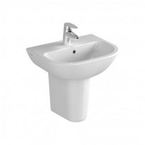 Vitra S20 Small Semi Ped  - White [5280WH]