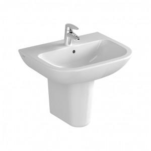 Vitra S20 Basin 55cm. 1TH - White [5502WH]
