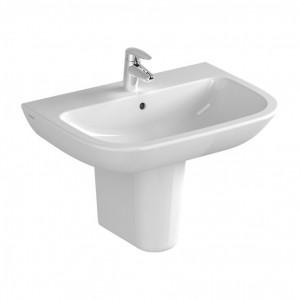 Vitra S20 Basin 65cm. 1TH - White [5504WH]