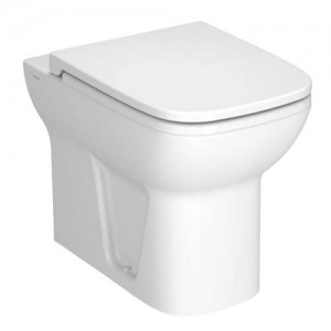Vitra S20 Back to Wall Pan - White [5520WH]