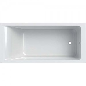 Geberit 554313011 Renova Rectangular Bath 1600 x 750mm - Feet Included