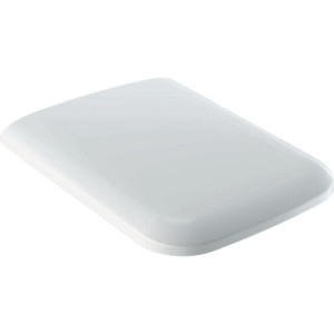 Geberit iCon Square Seat and cover - White [571900000]