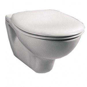 Vitra Comm Wall Mounted Pan - White [6107WH]
