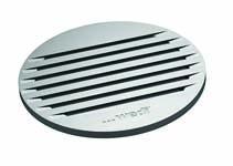 Wedi Fino 4.2 Drain Grate Stainless steel grid - Circular  [676800044]
