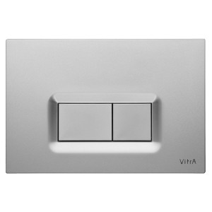 Vitra Loop R - Steel - Anti-Fingerprint  [7400686]