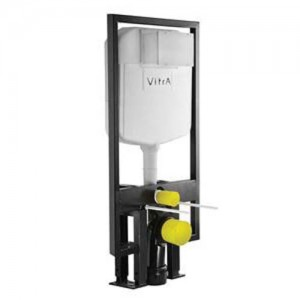 Vitra 8cm WC Frame 112cm F/mount - 2.5/4ltr  [748480002]