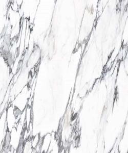 Nuance Acrylic Panel - Carrara Marble Slab - panel A. 1220 x 2440h x 11mm  [812003]