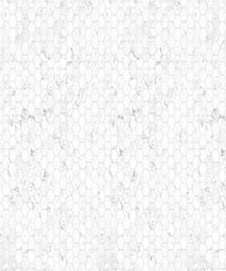 Nuance Acrylic Panel - Hexagon Marble. 1220 x 2440h x 11mm  [812133]