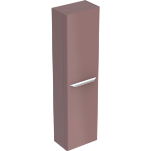 Geberit 824001000 MyDay 1500mm Tall Cabinet with One Door - Taupe