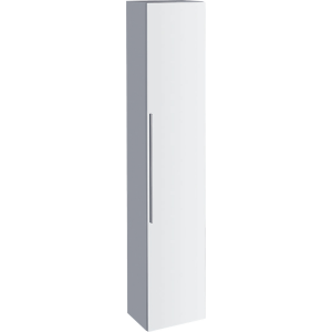 Geberit 840000000 iCon Tall Cabinet with One Door - White
