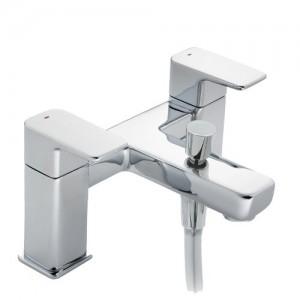 Pegler Caja 2 Hole Bath Shower Mixer - Chrome [922006]
