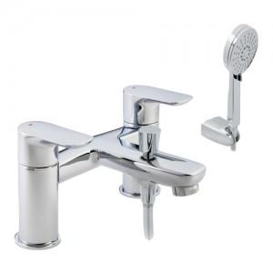 Pegler Andreu Bath Shower Mixer - waste not included - Chrome [922013]