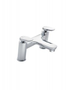 Pegler Gervasi Bath Filler - waste not included - Chrome [922016]