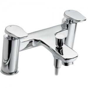 Pegler Gervasi Bath Shower Mixer - waste not included - Chrome [922017]
