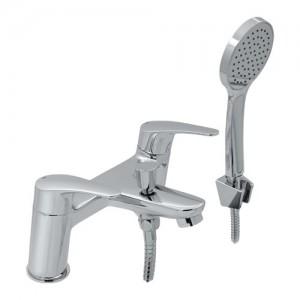 Pegler Lujo Bath Shower Mixer with hose & handset [922308]