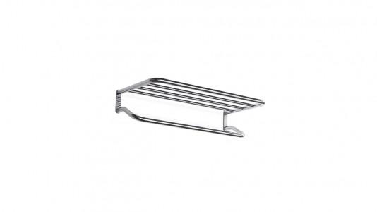 Inda Ego Towel Rack 63 x 16h x 29cm - Chrome  [A13680CR]
