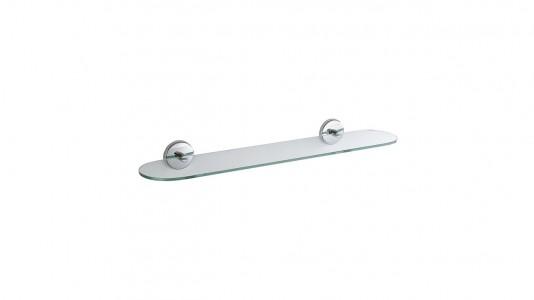 Inda Colorella Shelf. 60 x 7h x 14cm - Chrome  [A23070CR01]