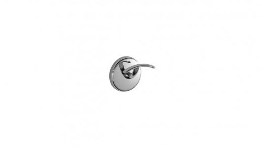 Inda Colorella Robe Hook 6 x 7cm dia. - Chrome  [A23210CR]