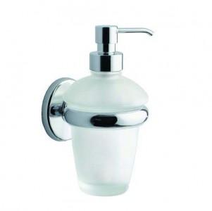 Inda Colorella Liquid Soap Dispenser 9 x 17h x 11cm - Chrome  [A2367ACR21]