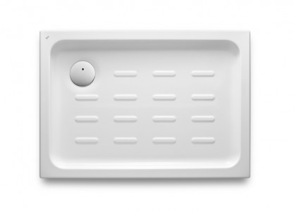 ROCA Easy Rectangle Shower Tray  - 100 x 70 x 6.5cm - A276088000