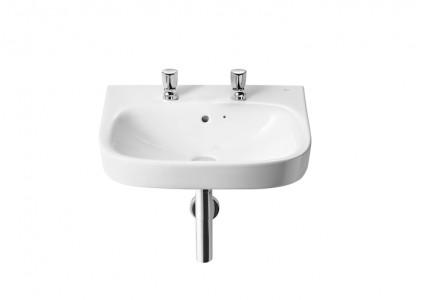 ROCA Debba Washbasin (2 tap holes)  A325995001
