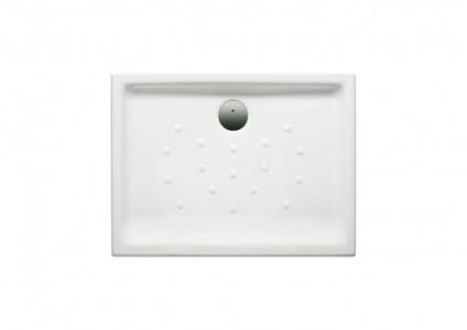 ROCA Malta Rectangle Shower Tray (100 x 80 x 6.5cm)  A373517000