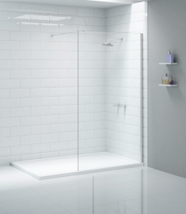 MERLYN A409SP Ionic Wetroom - Showerwall Panel