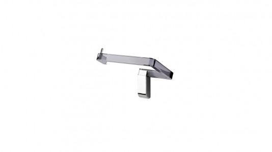 Inda Avenue Toilet Roll Holder. 15 x 12h x 10cm - Smoke  [A57250DL]