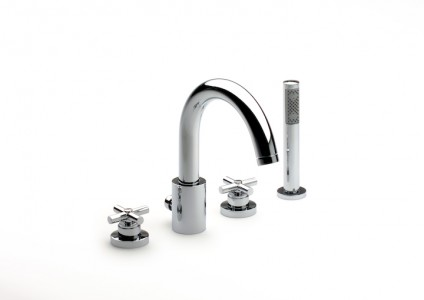 ROCA Loft Bath-Shower Mixer A5A0943C00