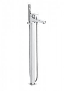 ROCA L90 Floor Standing Bath-Shower Mixer A5A2701C00