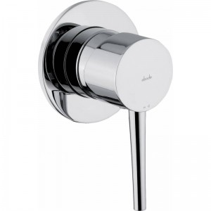 Abode AB4042 Chao Wall Mounted Bath Filler - Chrome
