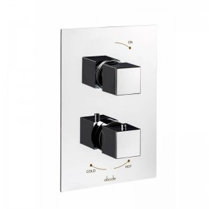 Abode Concealed Thermostatic Shower Valve - [AB4531]