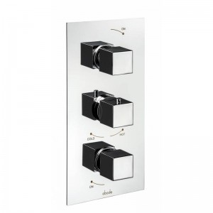 Abode Concealed Thermostatic Shower Valve - [AB4551]