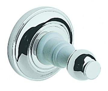HERITAGE ACC10 Clifton Robe Hook - Chrome