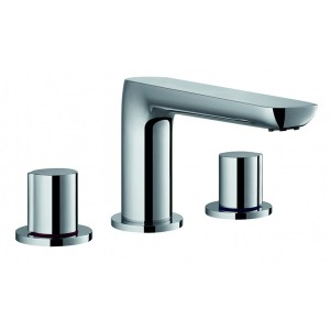 FLOVA Allore 3-hole bath mixer   AL3HBF