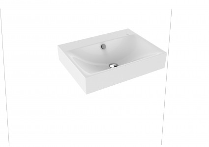 Kaldewei Ambiente Silenio Wall Mounted Basin 120 x 46cm. One tap hole [904506013001]