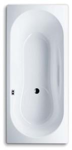 Kaldewei 233400010001 Ambiente Vaio Set Side Overflow SE Bath 1700 x 750mm 0TH Right Hand