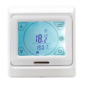 Redroom HFT1 Touch Thermostat Control IP20/230v/16amp