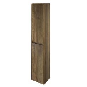 The White Space AMFTBTO Americana 140cm Tall Cabinet - Oak