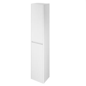 The White Space AMFTBW Americana 140cm Tall Cabinet - White